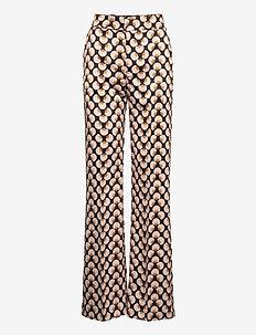 ALTEA - bukser med lige ben - light beige