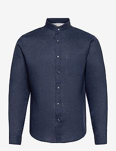 CHENNAI-I - basic skjortor - navy
