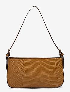 VERO - handväskor - medium brown