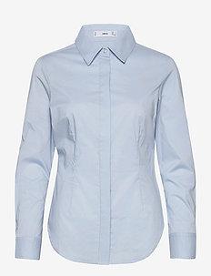 SOFIA - langærmede skjorter - light/pastel blue