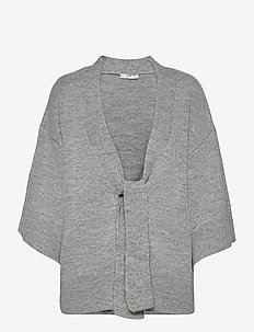 CHAIR - cardigans - gray