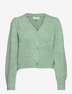 HERA - cardigans - bright green