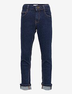 REGULAR - jeans - open blue