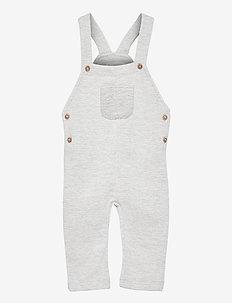 FORLY - overalls - medium gray