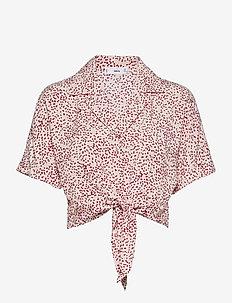 ROSA-H - crop tops - light/pastel pink