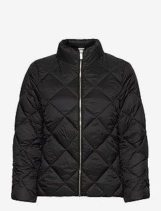 BLANDICO - quiltede jakker - black