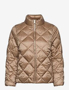 BLANDICO - quiltade jackor - light beige