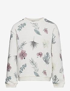 GARDEN - sweatshirts - natural