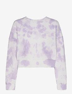 TIE - sweatshirts - lila