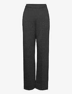 TAMMY - bukser med lige ben - navy