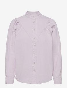 LOLA - denimskjorter - light/pastel purple