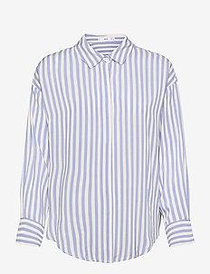 NEW - langærmede skjorter - light/pastel gray