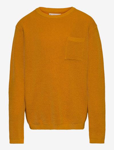 GOOFY - trøjer - mustard
