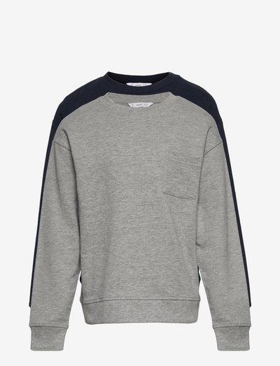 CREWPACK - sweatshirts - navy