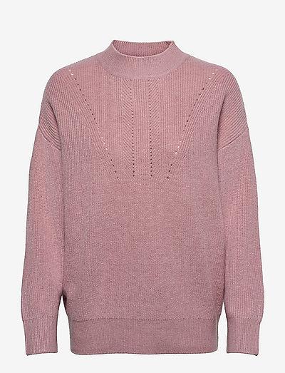 VILLA - trøjer - pastel pink