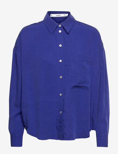 LIMA - denimskjorter - blue