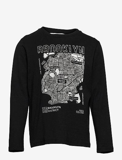 MAP - t-skjorter - black