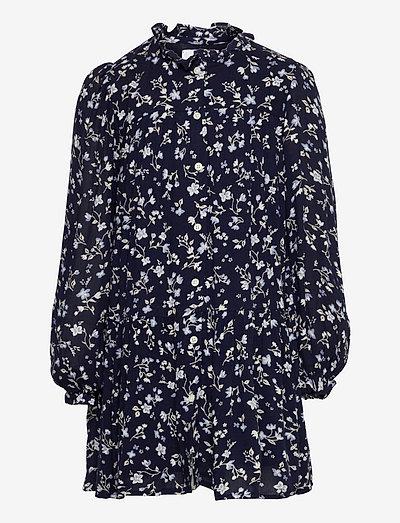 ANN - kjoler - navy