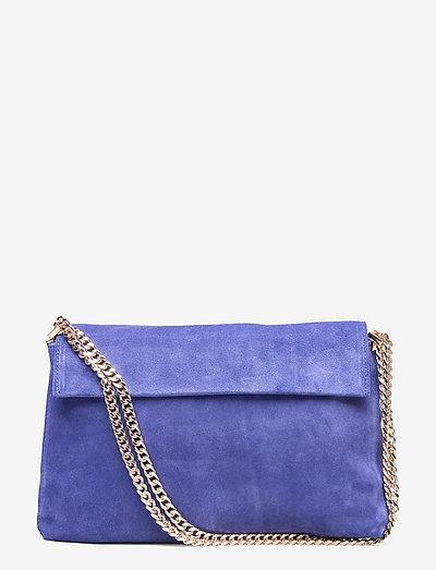 TOSSA - crossbody bags - blue