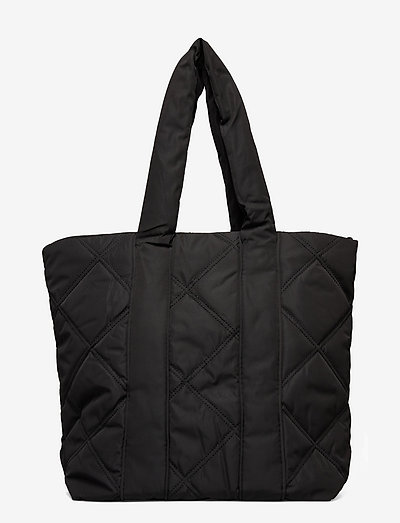 GRECIAT - totes & små tasker - black
