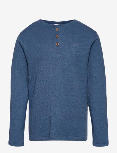 PANI1 - langærmede t-shirts - blue