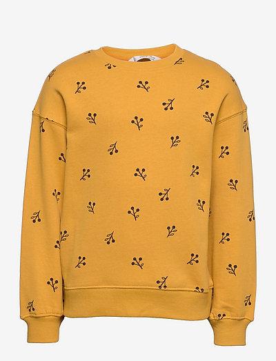 NONNA - sweatshirts - mustard