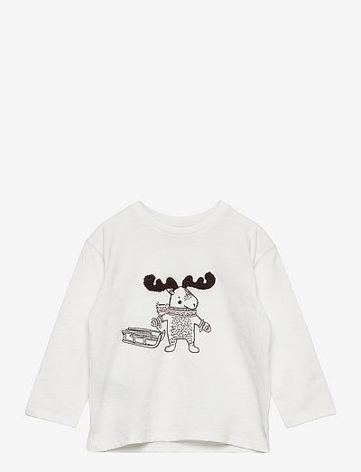 RENO - t-skjorter - offwhite