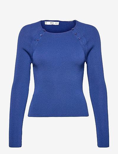 PARKER - trøjer - electirc blue