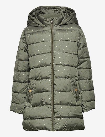 ALILONG1 - dunjakker & forede jakker - khaki