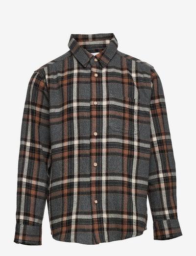 BART - skjorter - grey
