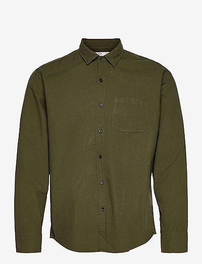 DALCO - rutiga skjortor - beige/khaki