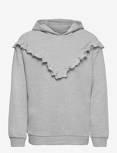 KESHA - sweatshirts & hættetrøjer - light/pastel gray