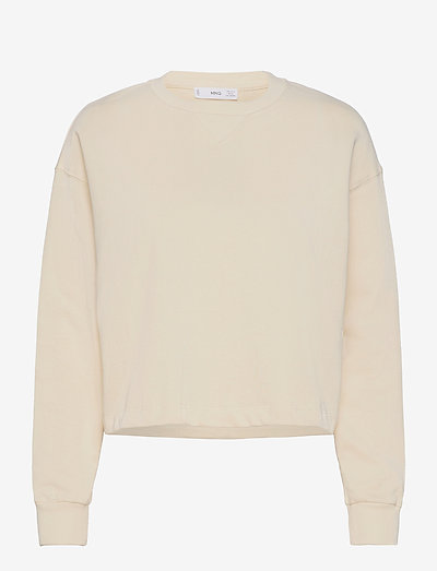 PARIS - sweatshirts & hættetrøjer - beige