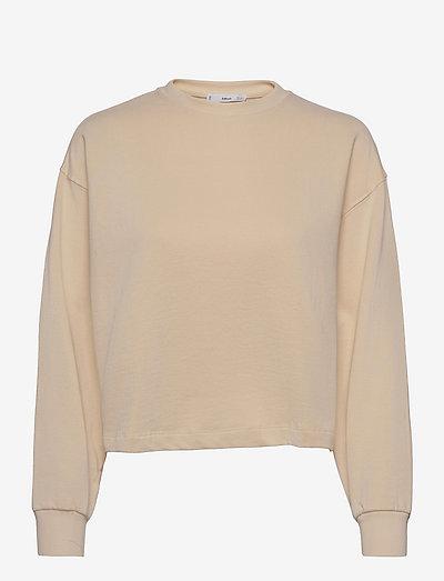 PARIS2 - sweatshirts & hættetrøjer - beige