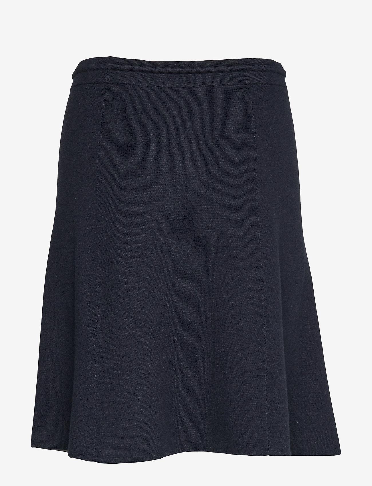 Heavy Knit Skirt, Doubleface (Midnight Sea) (1039.35 kr) - Marc O'Polo