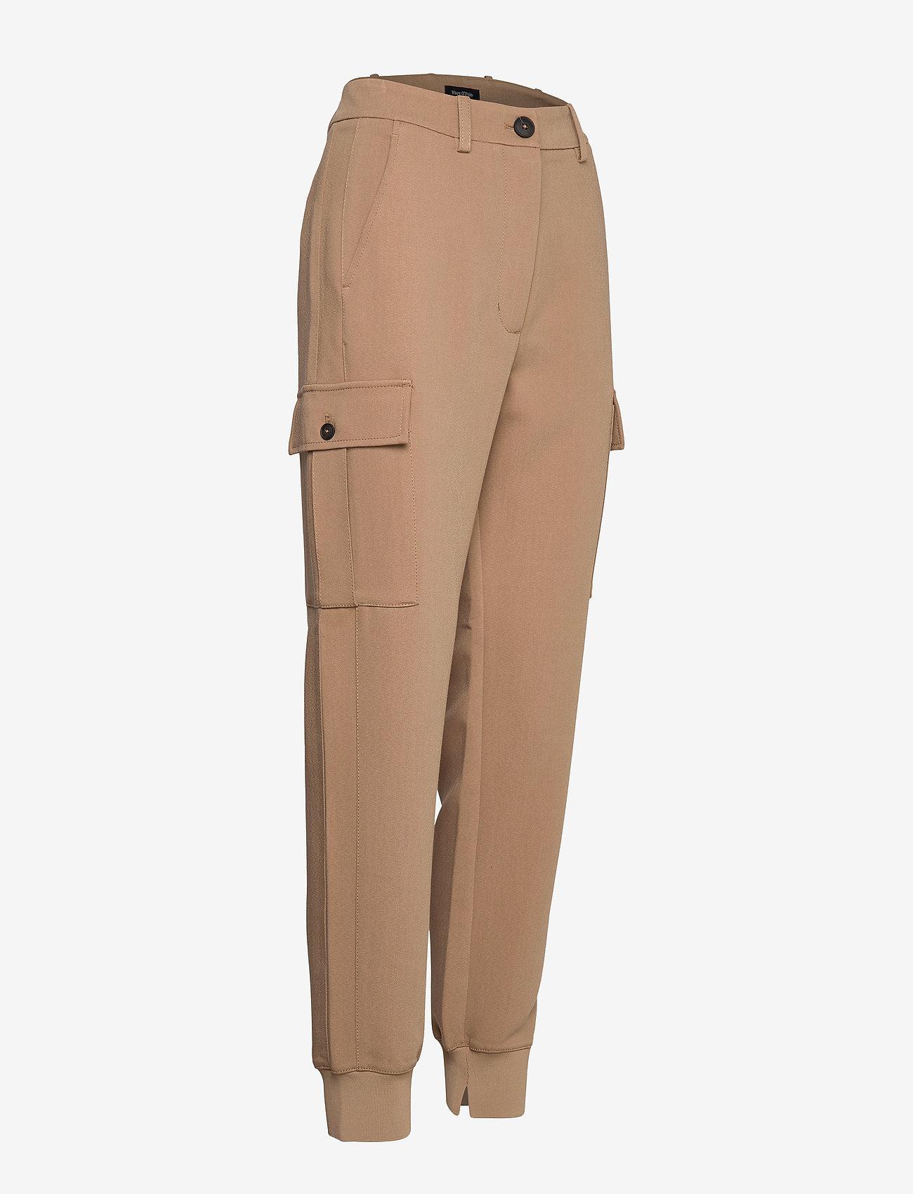Woven Pants (Mild Tobacco) (1201.85 kr) - Marc O'Polo