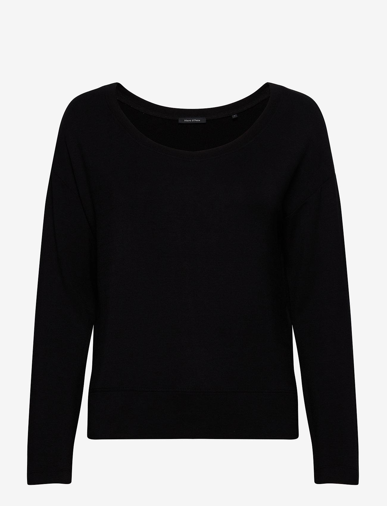Marc O'Polo - SWEATSHIRTS - sweatshirts - black - 0
