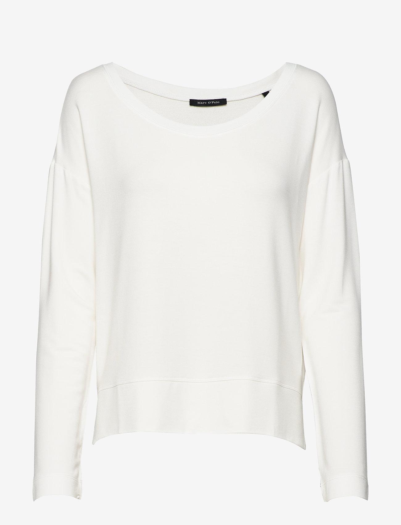 Marc O'Polo - SWEATSHIRTS - sweatshirts - oyster white - 0