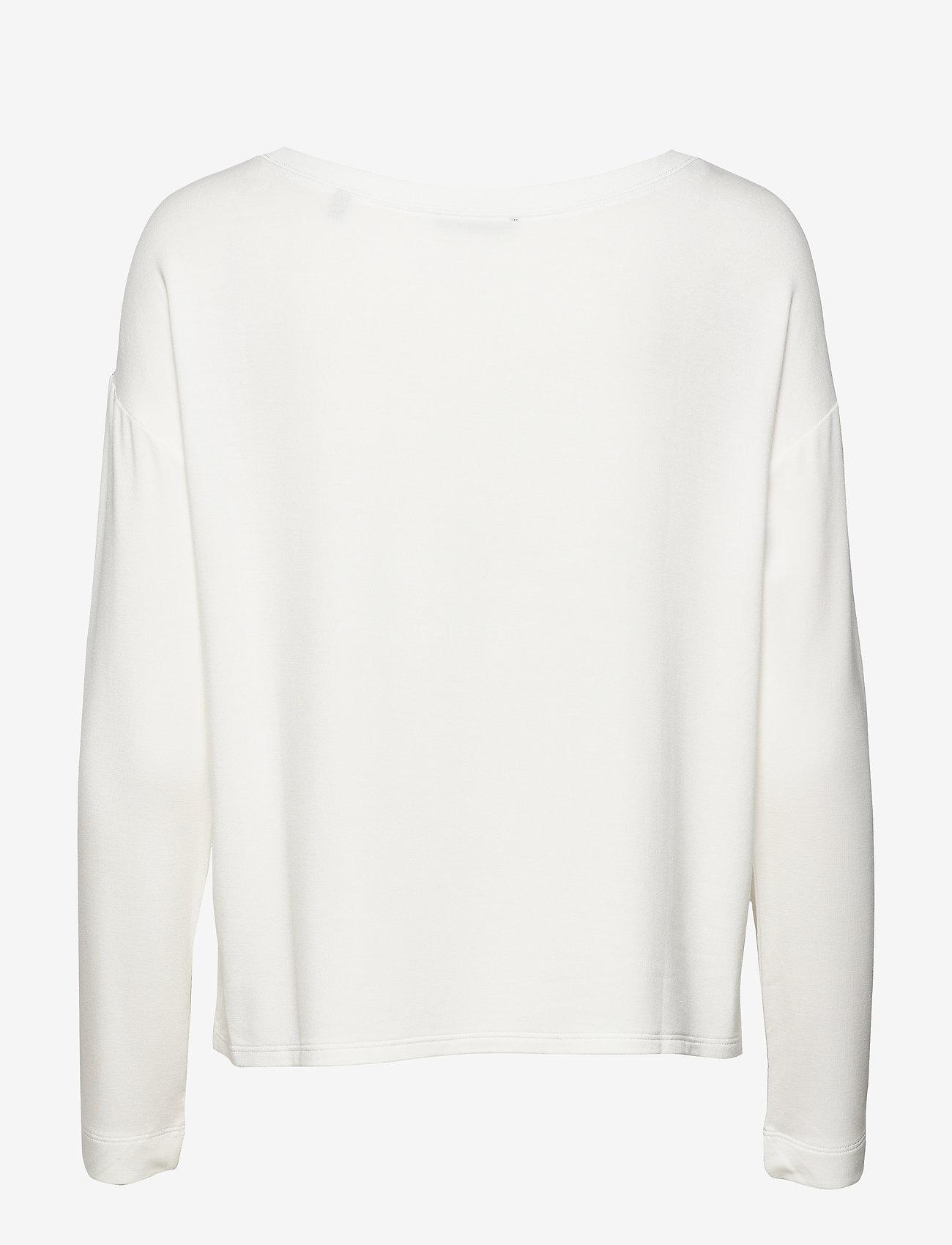 Marc O'Polo - SWEATSHIRTS - sweatshirts - oyster white - 1