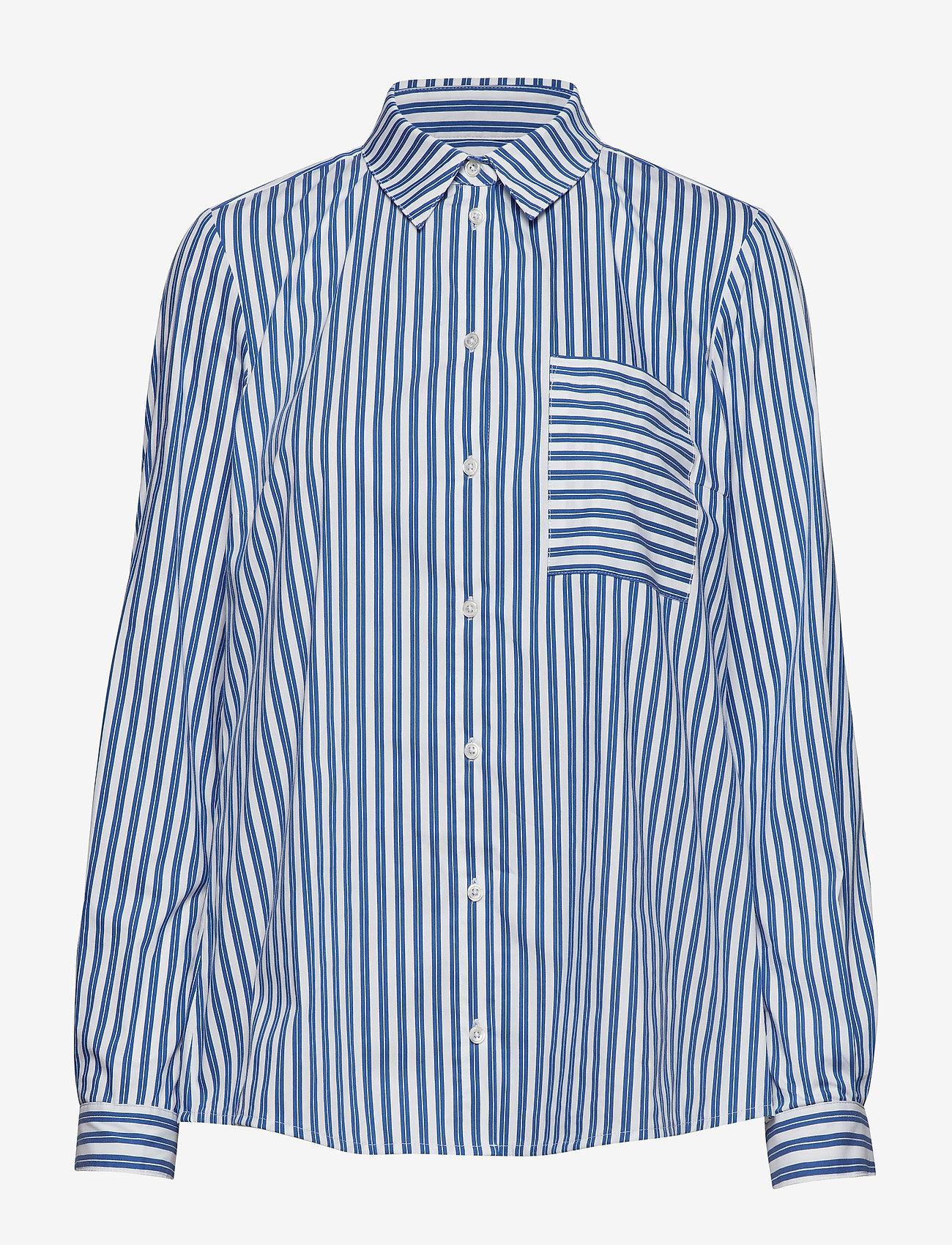 Marc O'Polo - Blouse - langærmede skjorter - combo - 0