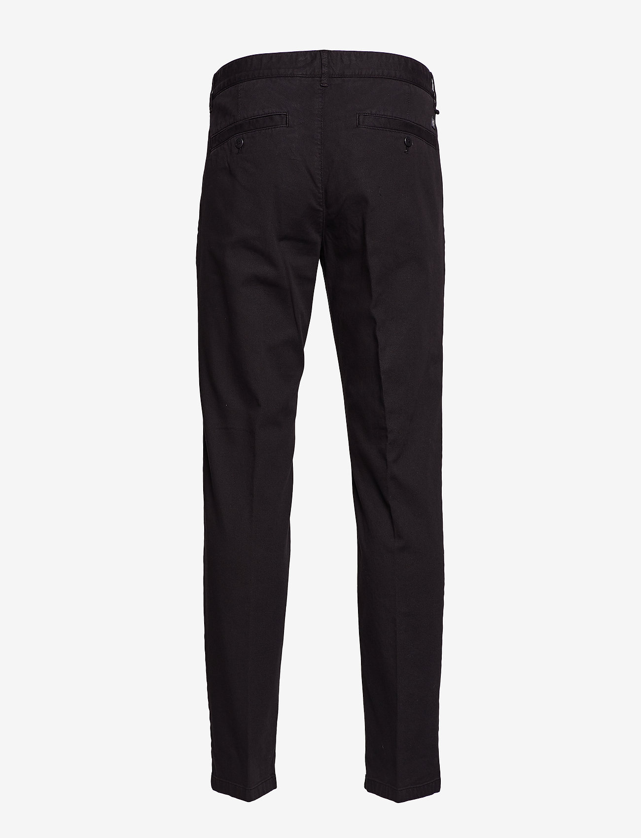 Marc O'Polo - Woven Pants - suitbukser - black - 1