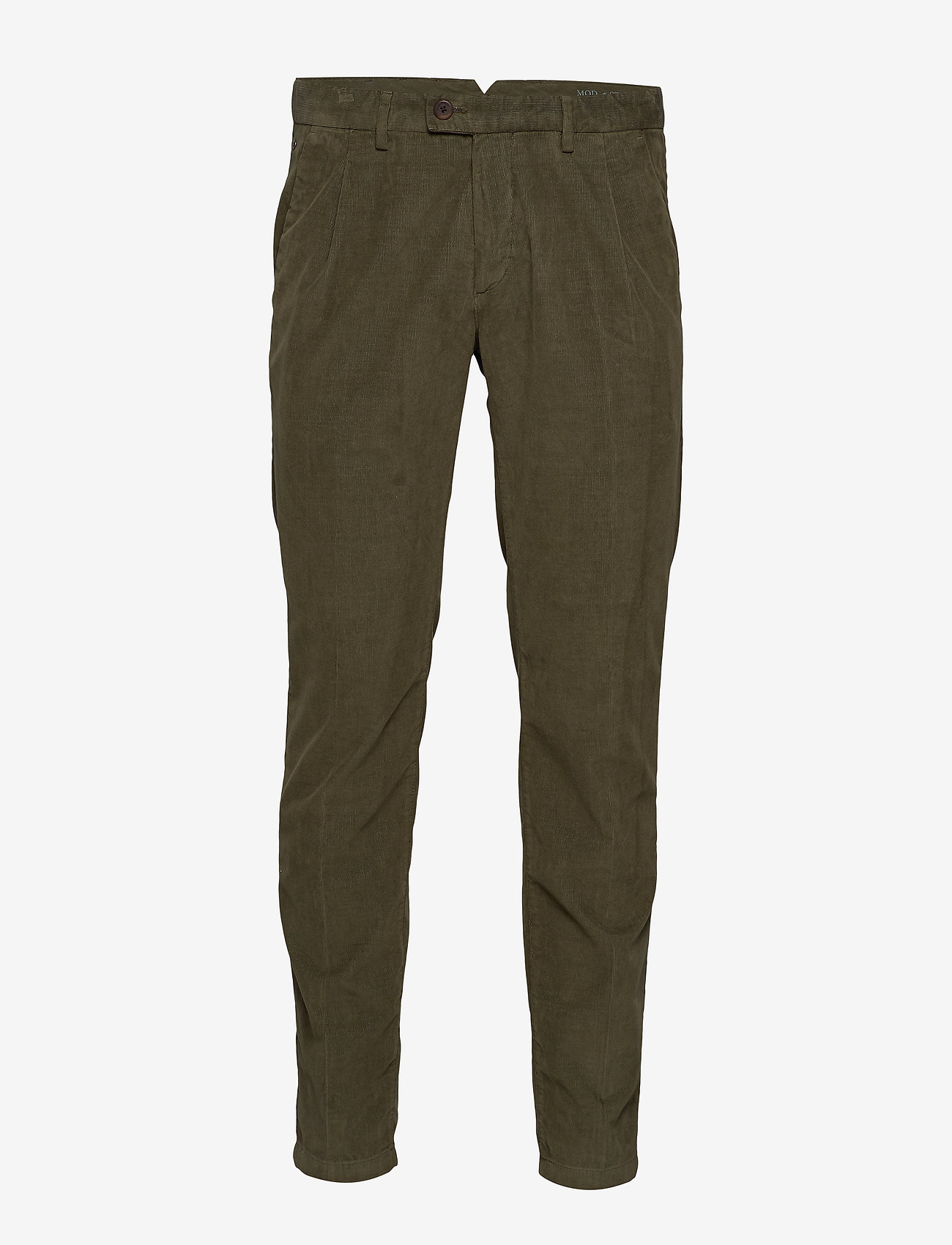 Marc O'Polo - Woven Pants - pantalons chino - grape leaf - 0