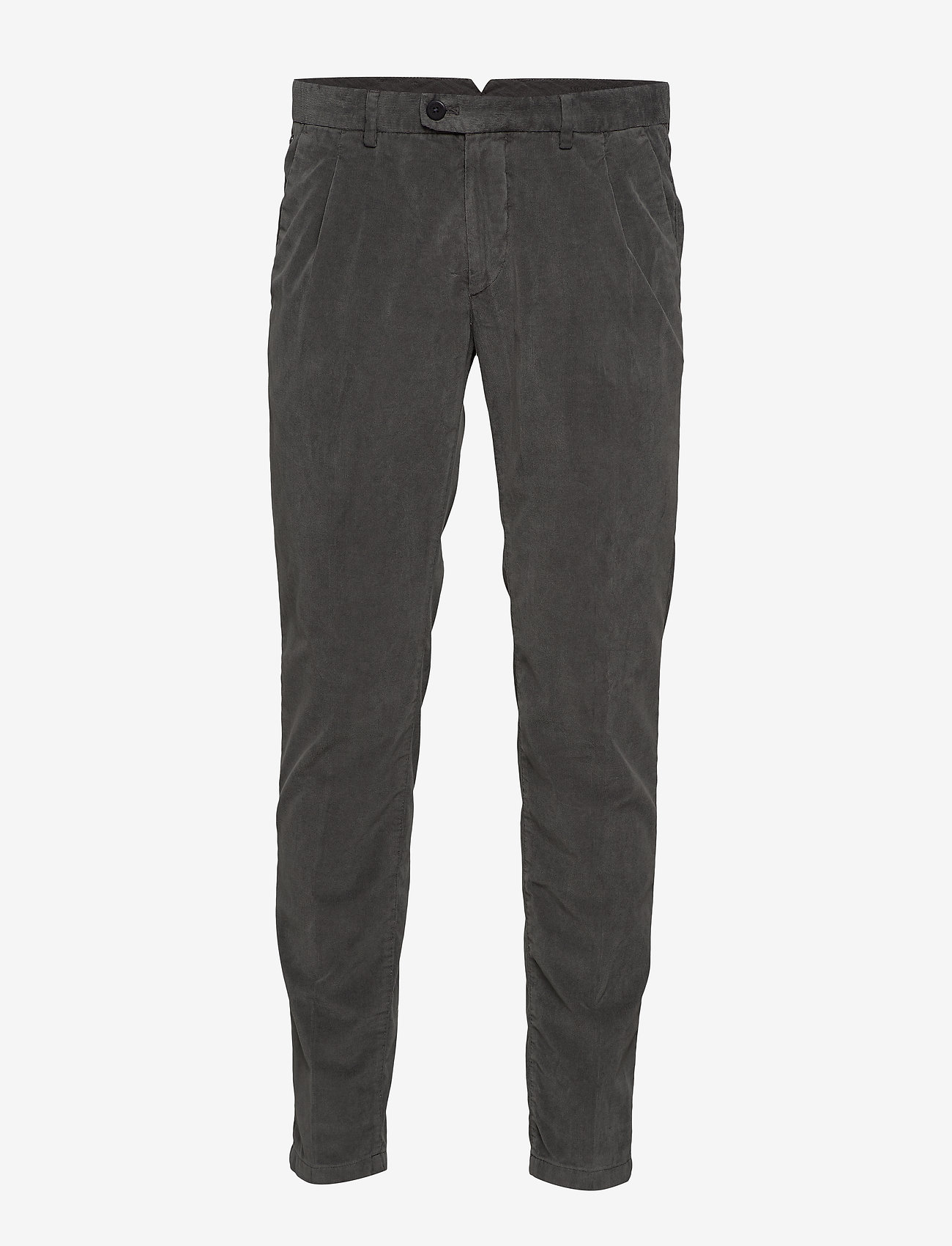 Marc O'Polo - Woven Pants - pantalons chino - gray pinstripe - 0