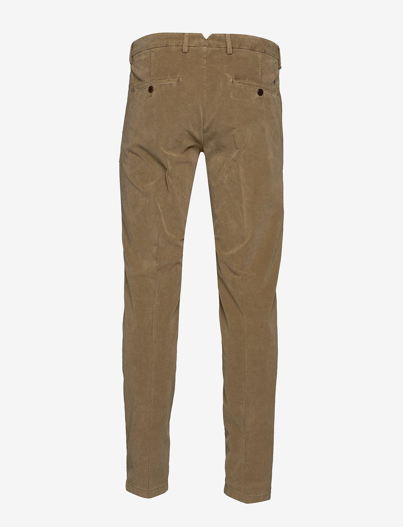 Marc O'Polo - Woven Pants - pantalons chino - sepia tint - 1