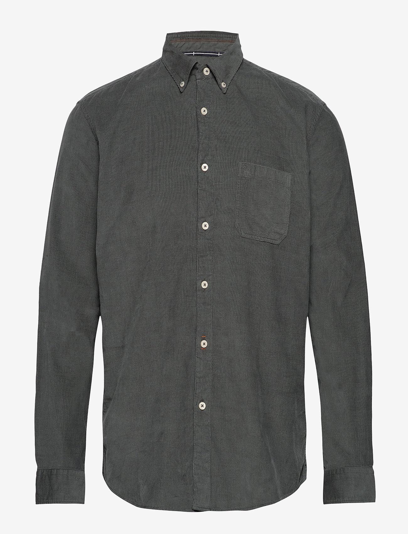 Marc O'Polo - Shirt - chemises décontractées - mangrove - 0