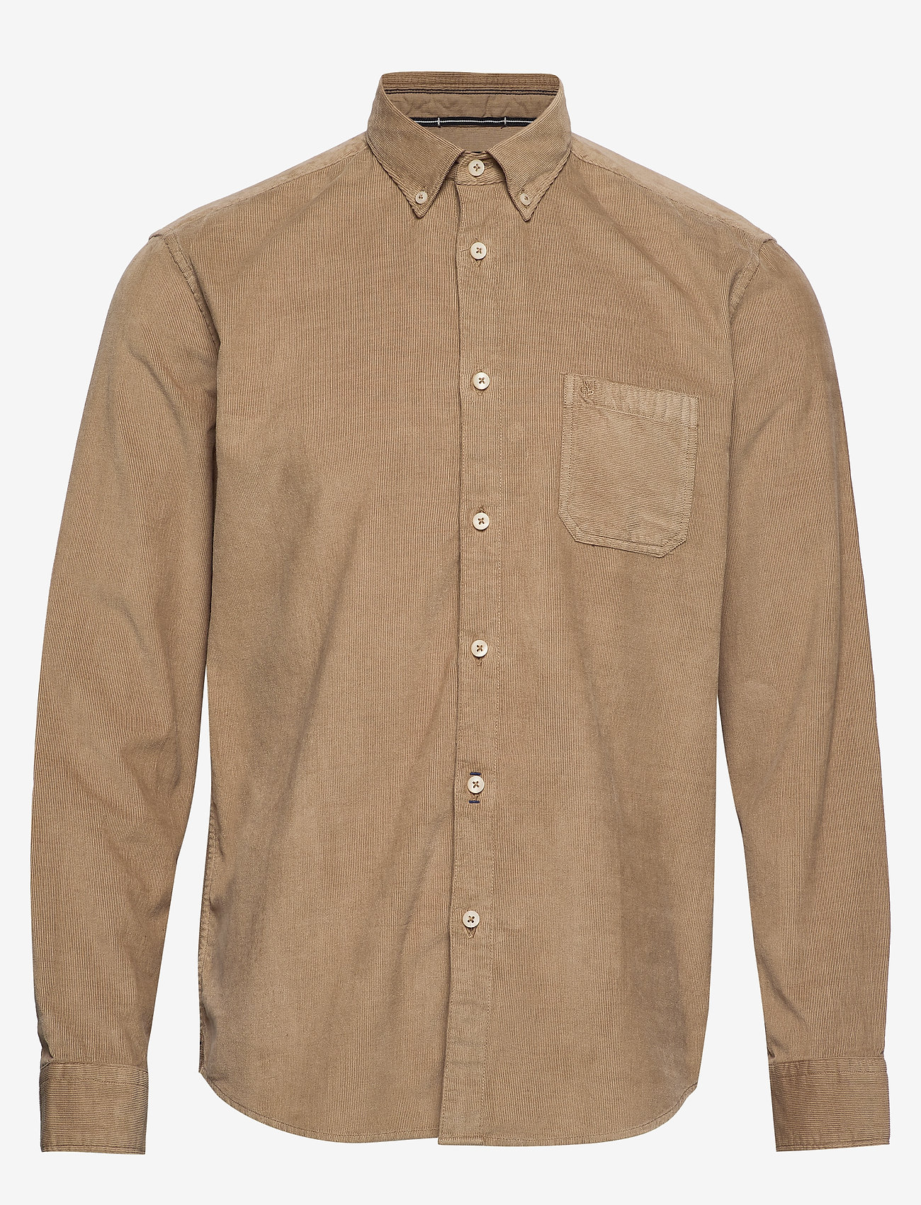 Marc O'Polo - Shirt - chemises décontractées - sepia tint - 0