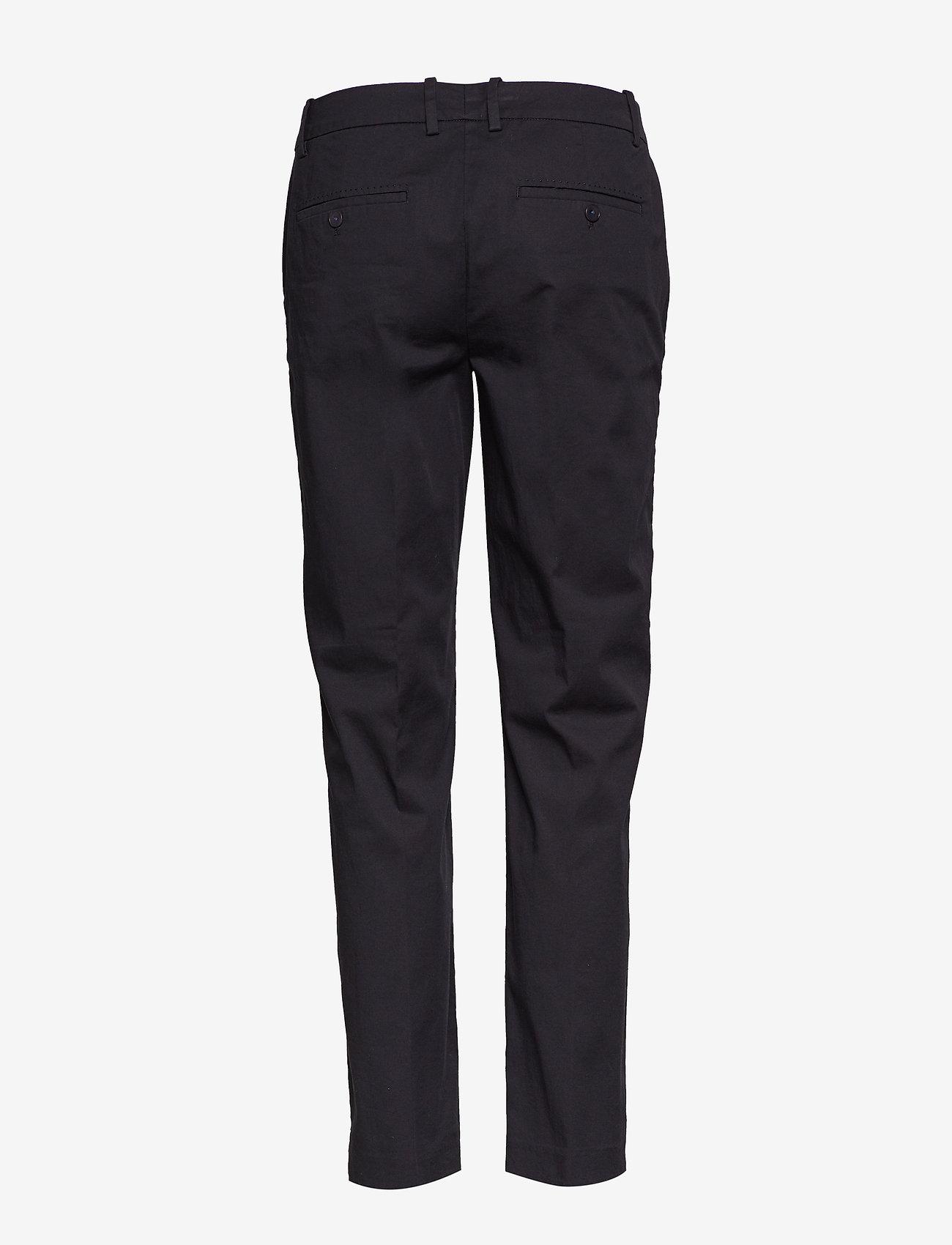Woven Pants (Black) (936.75 kr) - Marc O'Polo