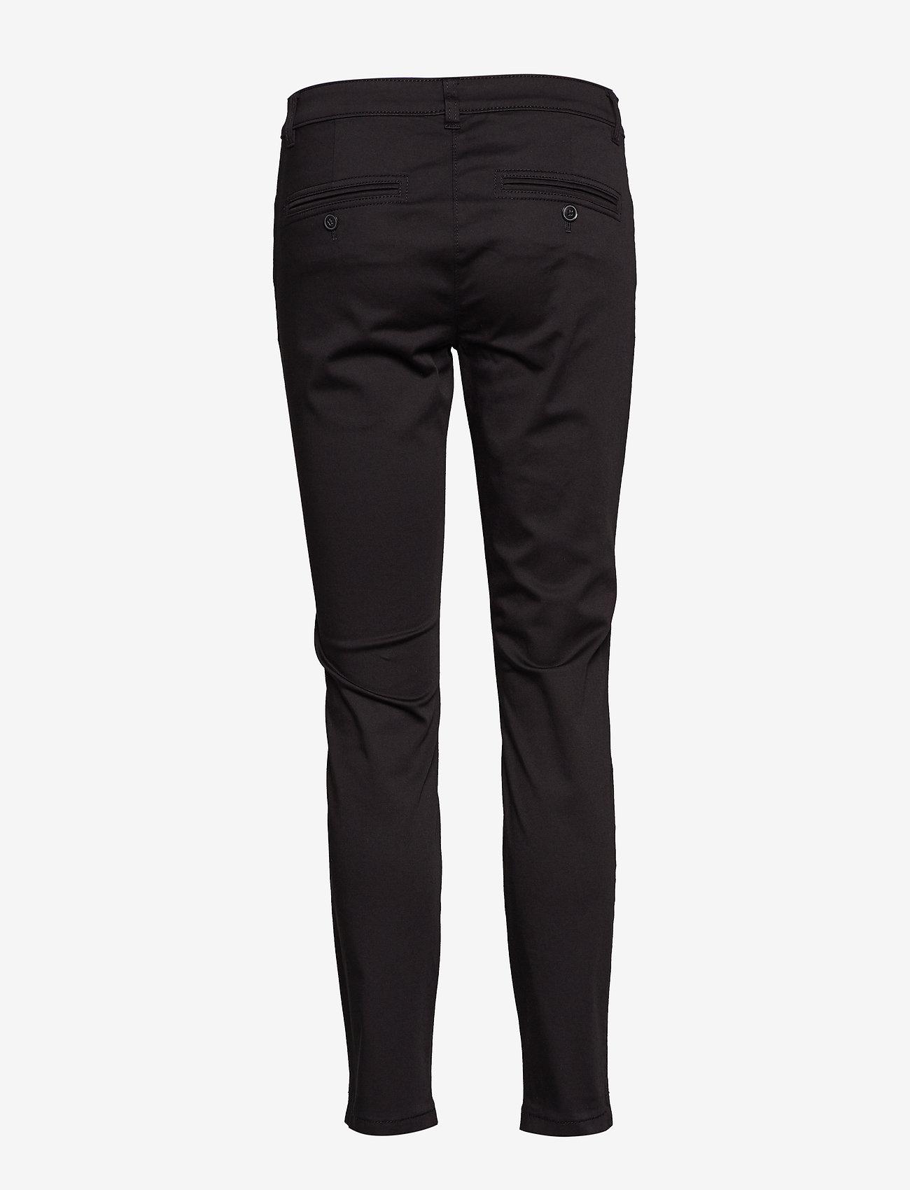 Woven Pants (Black) (1199.20 kr) - Marc O'Polo