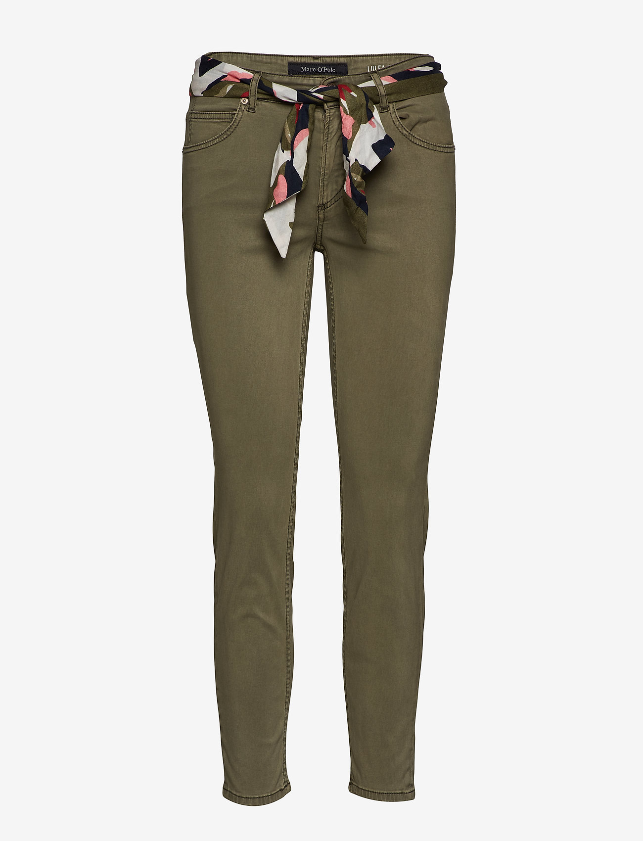 Marc O'Polo - Jeans - skinny jeans - burnt olive - 0