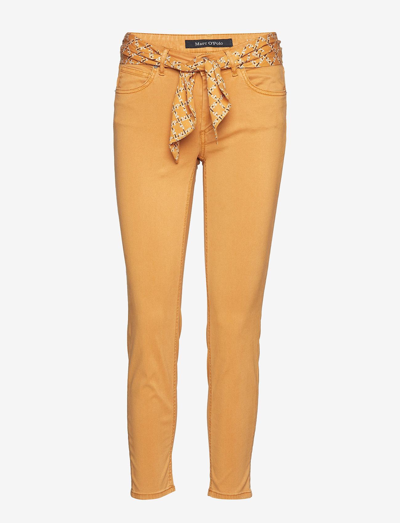 Marc O'Polo - Jeans - skinny jeans - amber wheat - 0